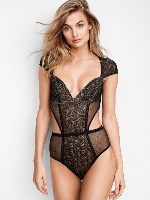 Victoria's Secret - Body petites manches