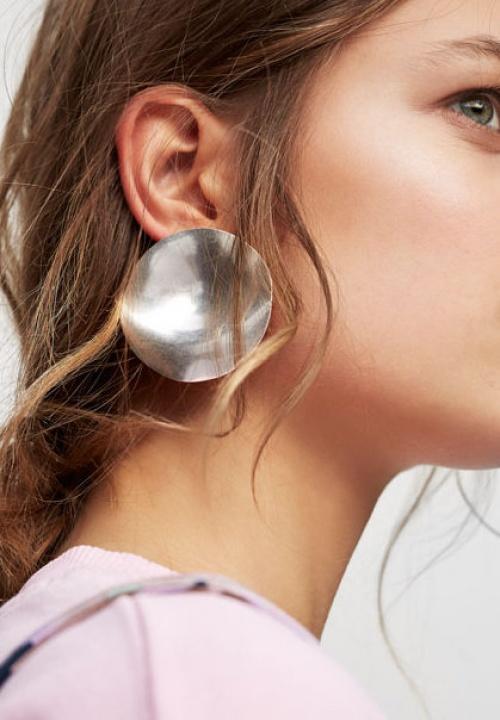 Pull & Bear - Boucles d'oreilles cercles