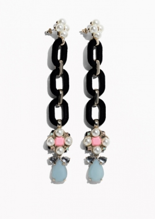 & Other Stories - Boucles d'oreilles chaines