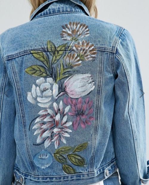 Glamorous Petite - Veste en jean
