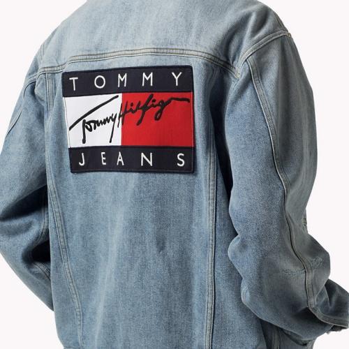 Tommy Hilfiger - Veste en jean