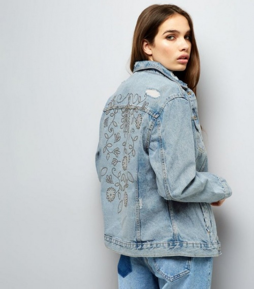 New Look - Veste en jean