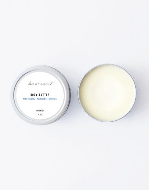 Beurre corporel hydratant