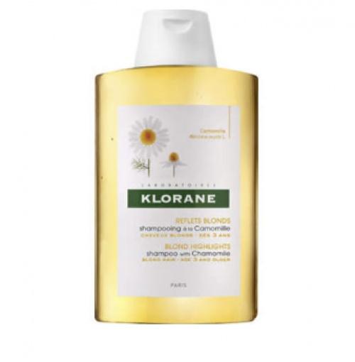 Klorane - Shampooing à la camomille
