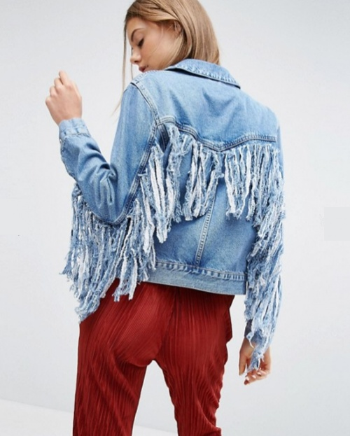 Asos - Veste en jean