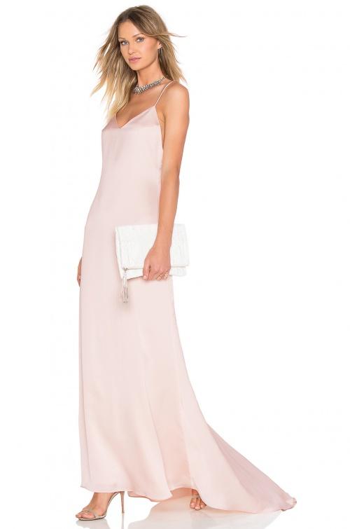 Slip dress maxi