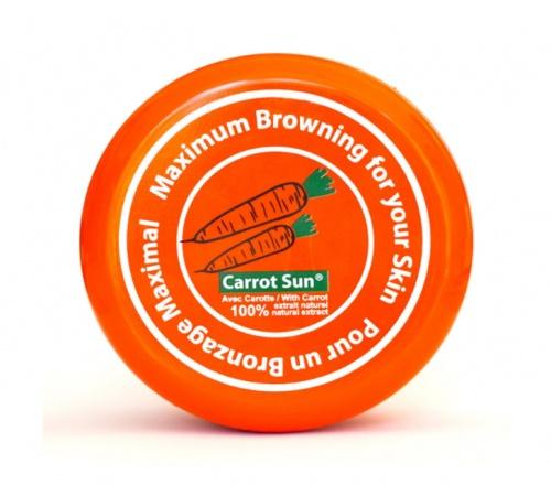 Activateur et accélérateur de bronzage avec de l'huile de carotte - Carrot Sun