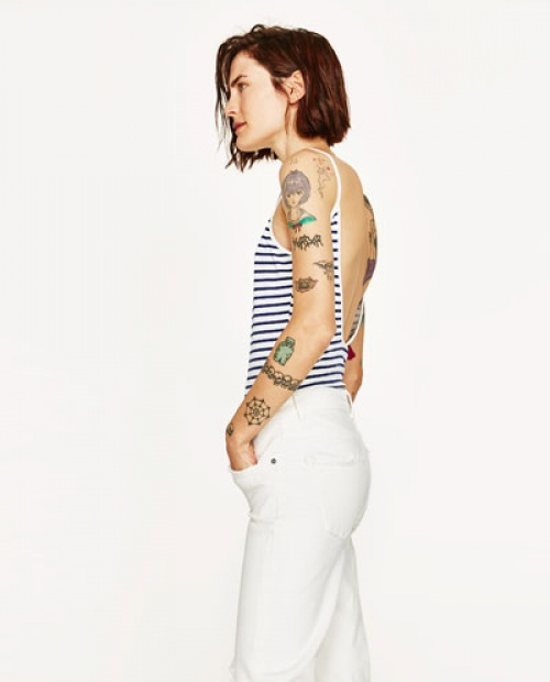 Zara - Body