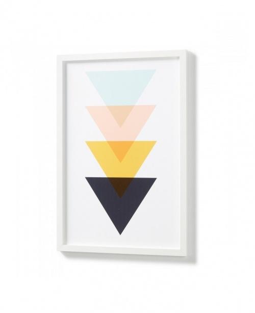 Kavehome - Tableau triangles