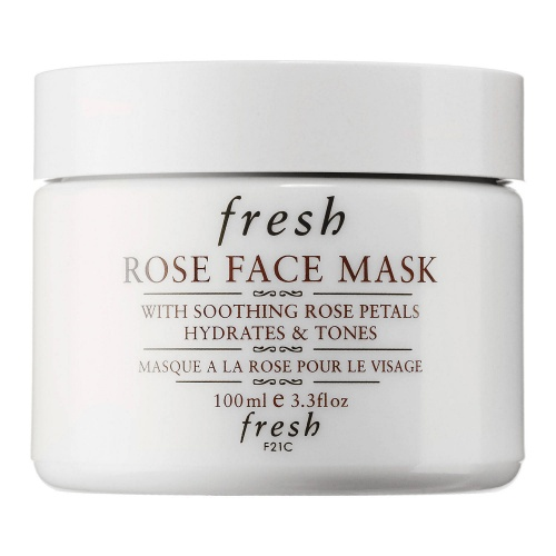 Masque à la rose pour le visage - Fresh