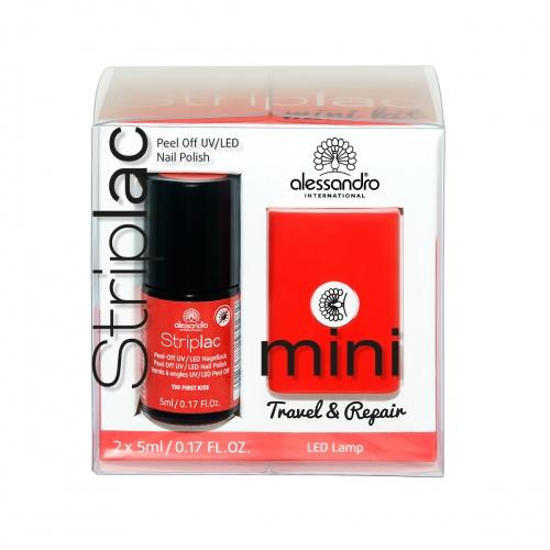 Kit ongles STRIPLAC Mini Travel & Repair - Alessandro