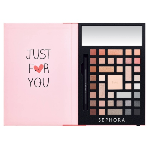Palette yeux Fall in love with nude - Sephora