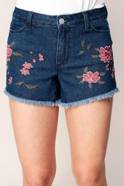 Vila - Short en jean