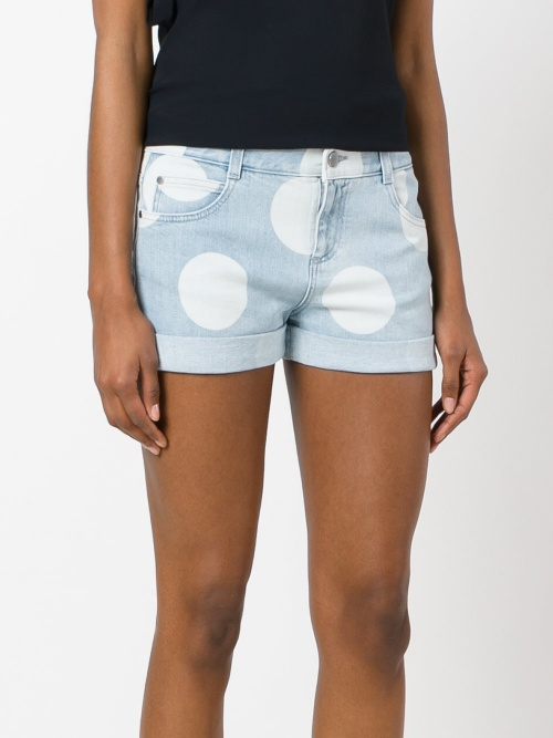 Stella McCartney - Short en jean