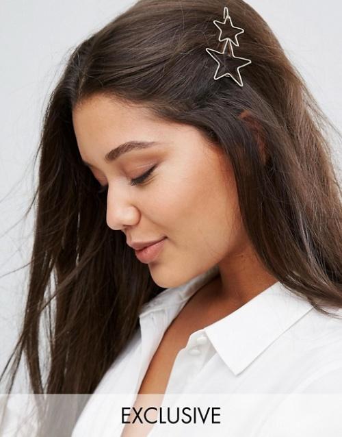 Barrette étoiles - Orelia