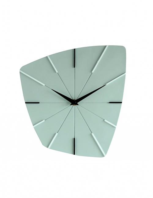 Orium - Horloge bleu pastel