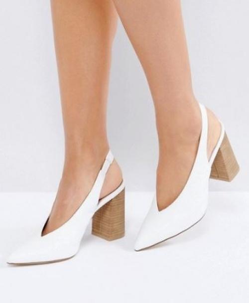 New Look - Chaussures à bride talons carrés