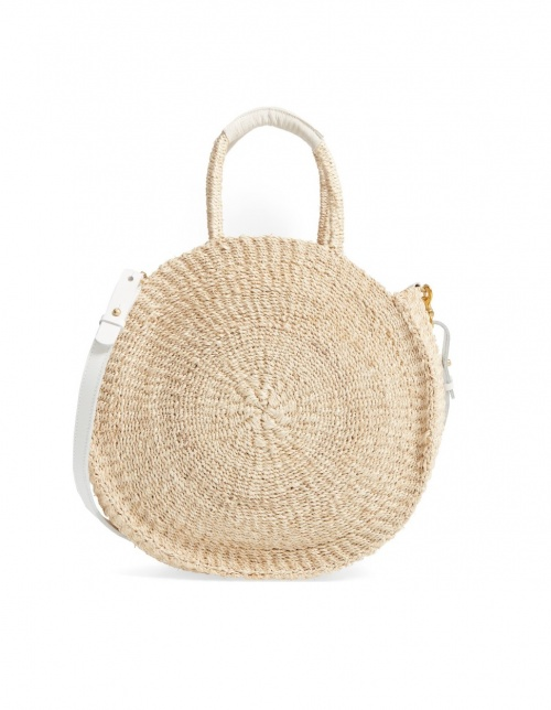 Alice Sisal Tote - Panier rond