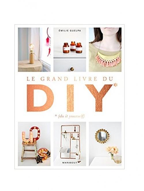Emilie Guelpa - Le grand livre des DIY