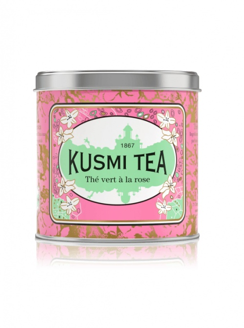 Kusmi Tea - Thé vert à la rose