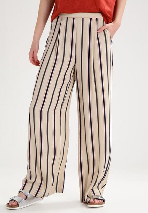 YAS - Pantalon à rayures