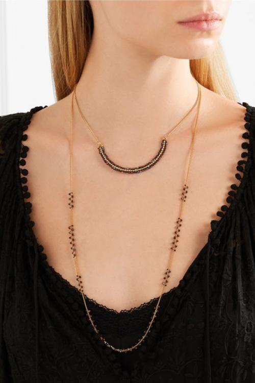 Set 2 colliers - Net à porter