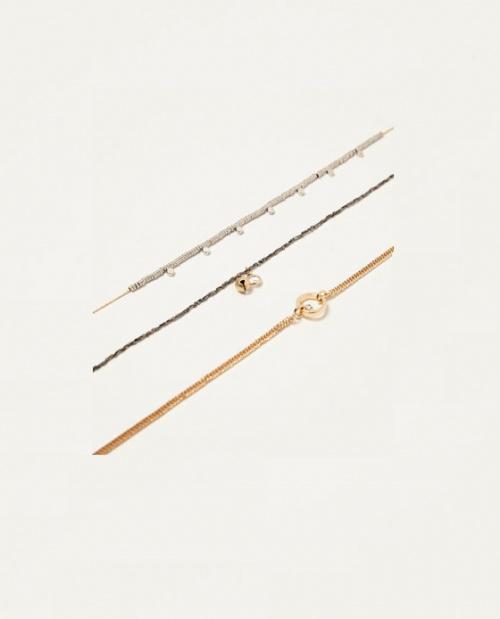 Lot de 3 colliers - Zara
