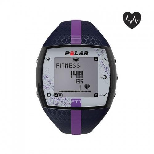 Montre cardio FT7 violette POLAR