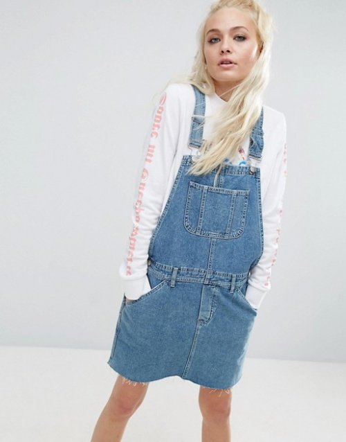 Asos - Robe en jean