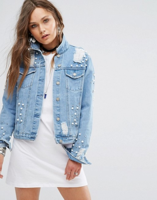 Glamorous - Veste en jean