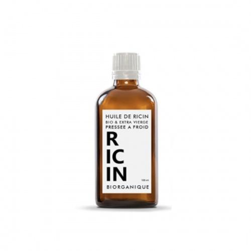 Huile de Ricin 100% Bio -