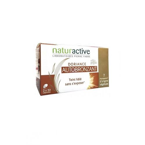 Capsules auto-bronzantes - Natureactive