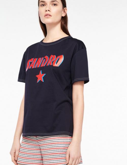Sandro - T-shirt