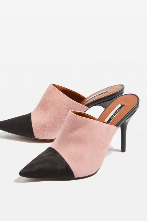 Topshop - Mules pointues