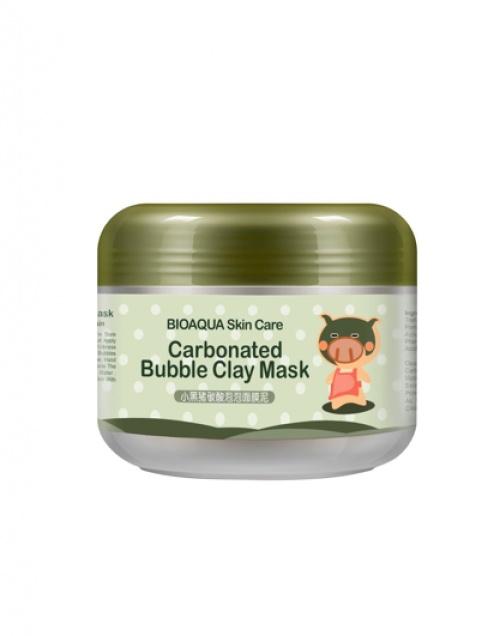 Masque de boue avec des bulles - Ropalia