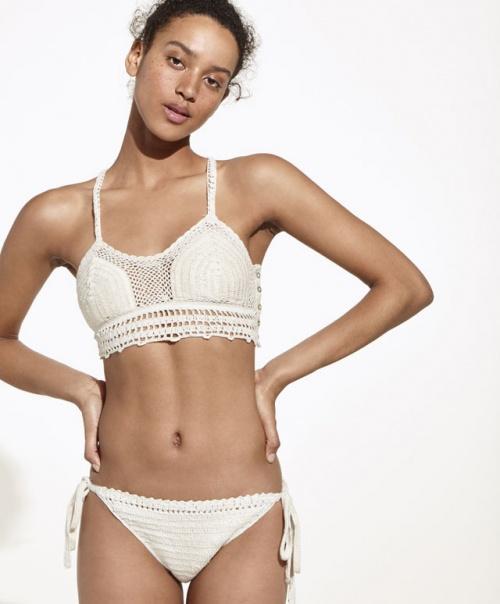 Oysho - Bikini crochet