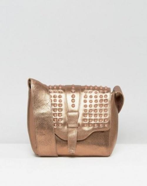 Urbancode - Sac bandoulière style festival en cuir