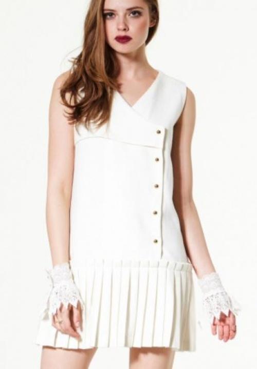 Storets - Robe blazer boutonnage coté