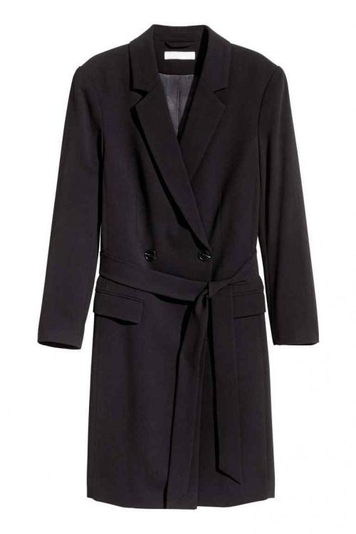 H&M - Robe blazer long