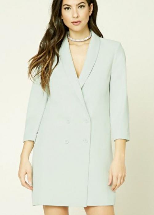 Forever 21 - Robe blazer pastel