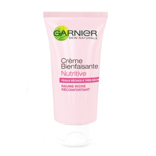 Crème hydratante peau sèche - Garnier