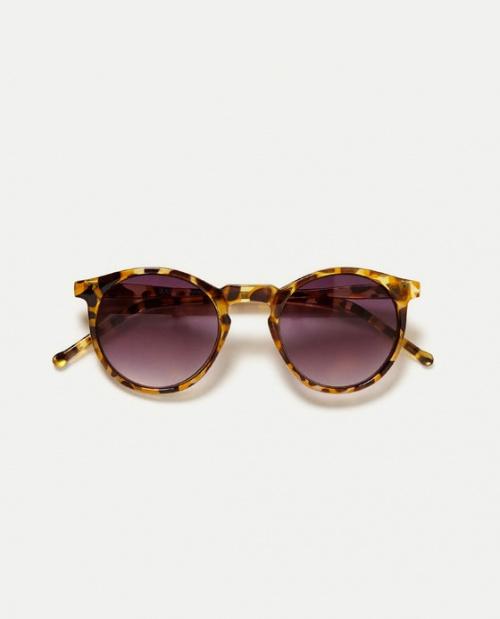 Zara - Lunettes de soleil écailles