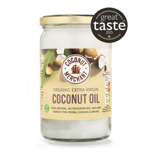 Huile de coco extra vierge - Naturale Bio
