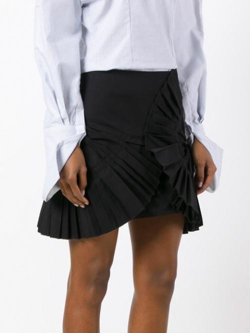 Jacquemus - Mini-jupe plissée