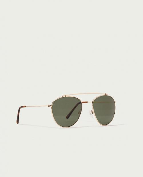 Zara - Lunettes de soleil aviateur
