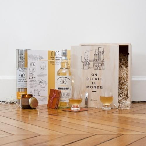 Les Raffineurs - Box dégustation de whisky