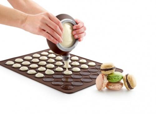 Kit de pâtisserie pour préparer de délicieux macarons maison