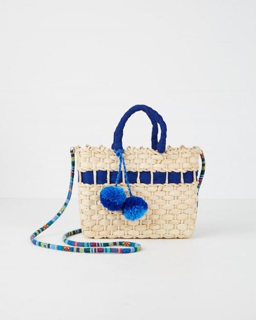 Apraya - Melissa bleu marine