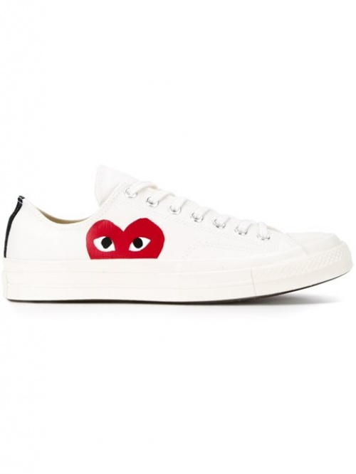 Comme des Garcons Play x Converse - Chuck Tailor All Star