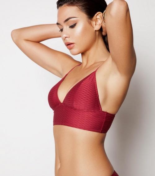 Ivy Revel - Top de maillot de bain